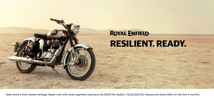 royal enfield 2020
