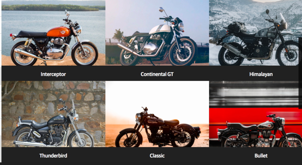 royal enfield 2020 models